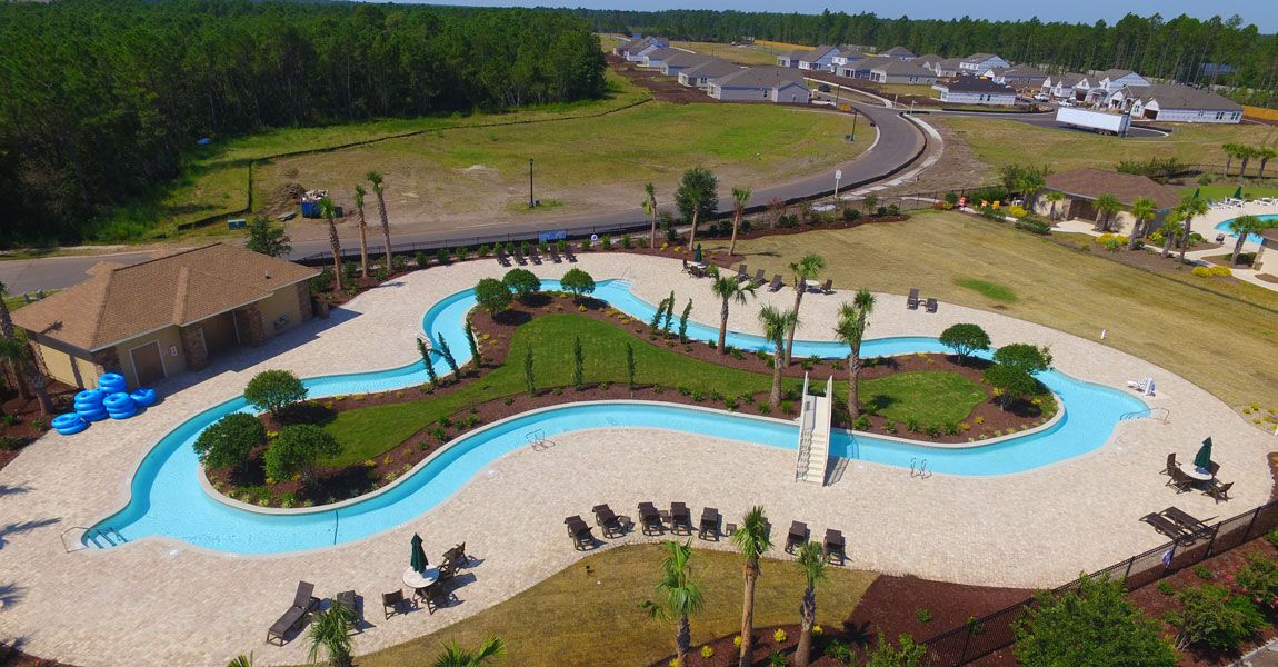 Carrara At Tuscany New Homes In Myrtle Beach Sc By D R Horton