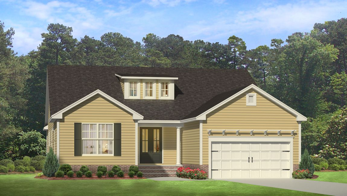 Single Family for Sale at River Bend At Hawkeswater - Cumberland 730 Coniston Drive Se Leland, North Carolina 28451 United States