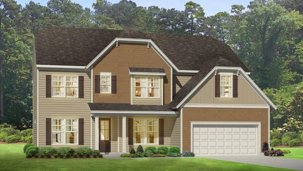 Single Family for Active at River Bend At Hawkeswater - Wilmington 602 Coniston Drive Se Leland, North Carolina 28451 United States