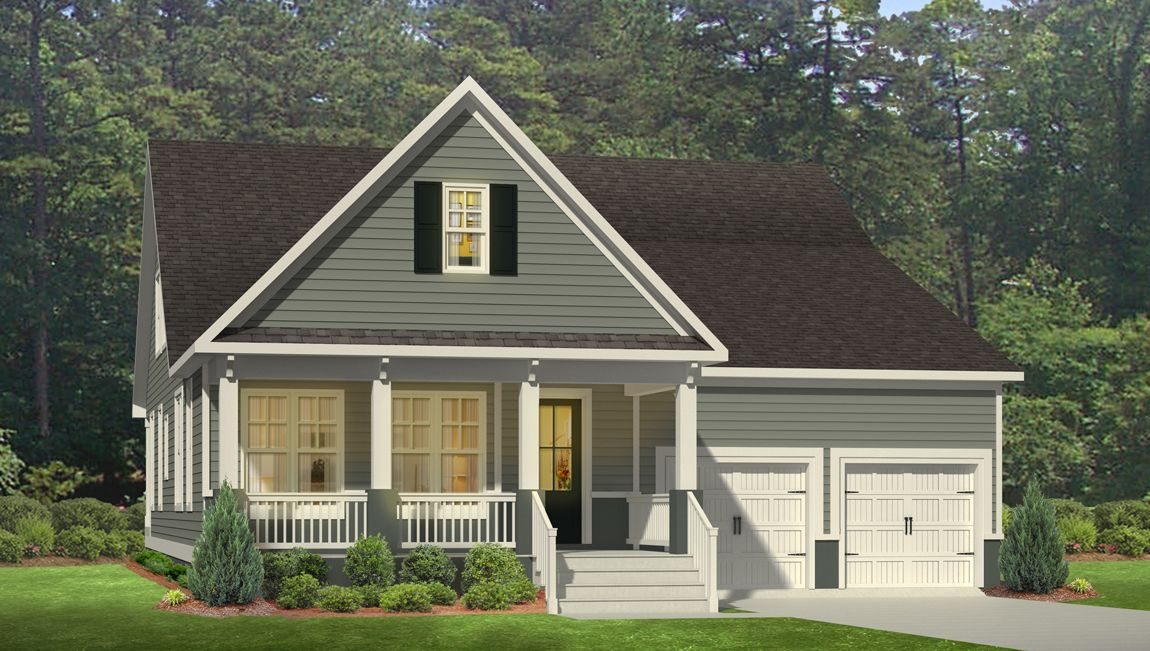 Single Family for Sale at River Bend At Hawkeswater - Crepe Myrtle 730 Coniston Drive Se Leland, North Carolina 28451 United States