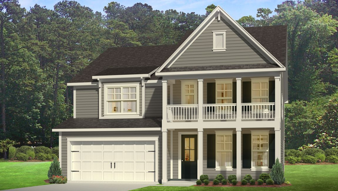 Single Family for Active at River Bend At Hawkeswater - Harbor Oak 602 Coniston Drive Se Leland, North Carolina 28451 United States