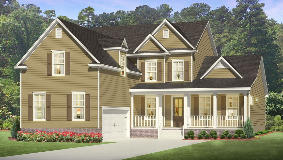 Single Family for Sale at River Bend At Hawkeswater - Alder 730 Coniston Drive Se Leland, North Carolina 28451 United States