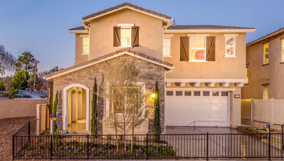 Single Family for Sale at Cervetto - Residence 1 1001 East Whittier Boulevard La Habra, California 90631 United States
