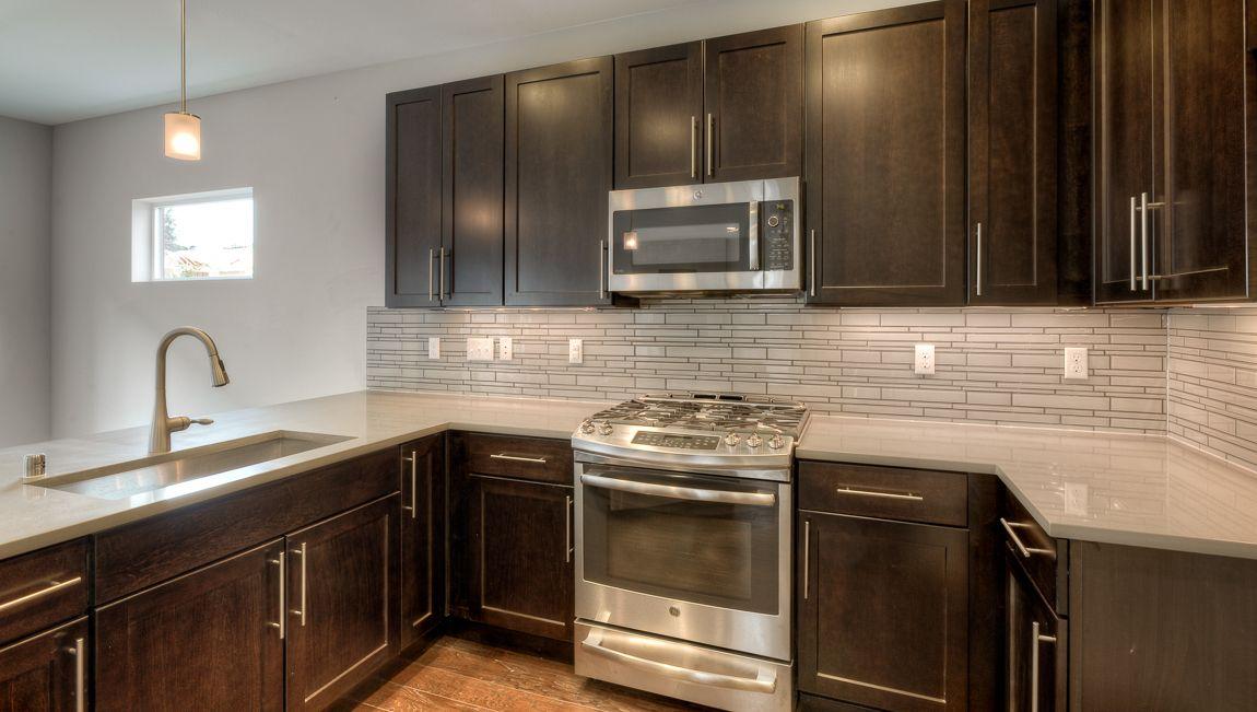 Single Family for Sale at Silver Peak Estates - Cavanaugh 18423 15th Ave W Lynnwood, Washington 98037 United States