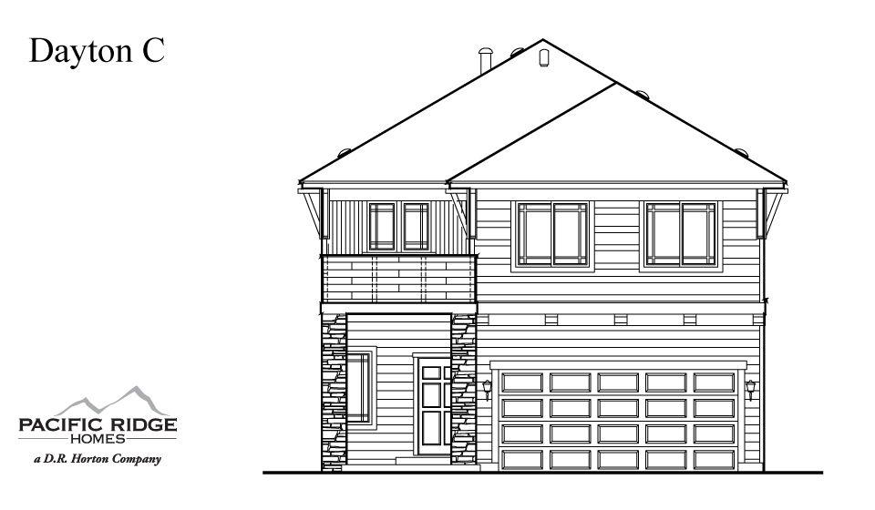 Single Family for Sale at Silver Peak Estates - Dayton 18423 15th Ave W Lynnwood, Washington 98037 United States
