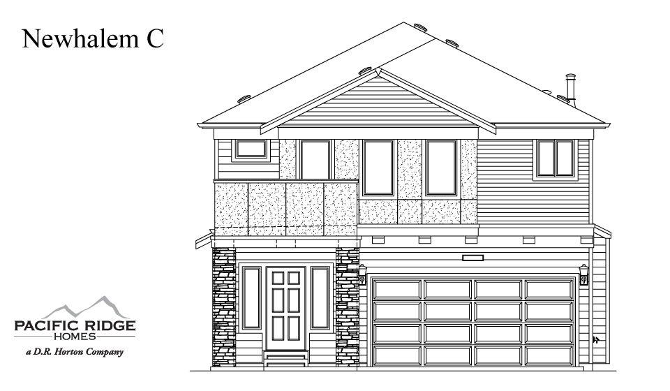 Single Family for Sale at Silver Peak Estates - Newhalem 18423 15th Ave W Lynnwood, Washington 98037 United States