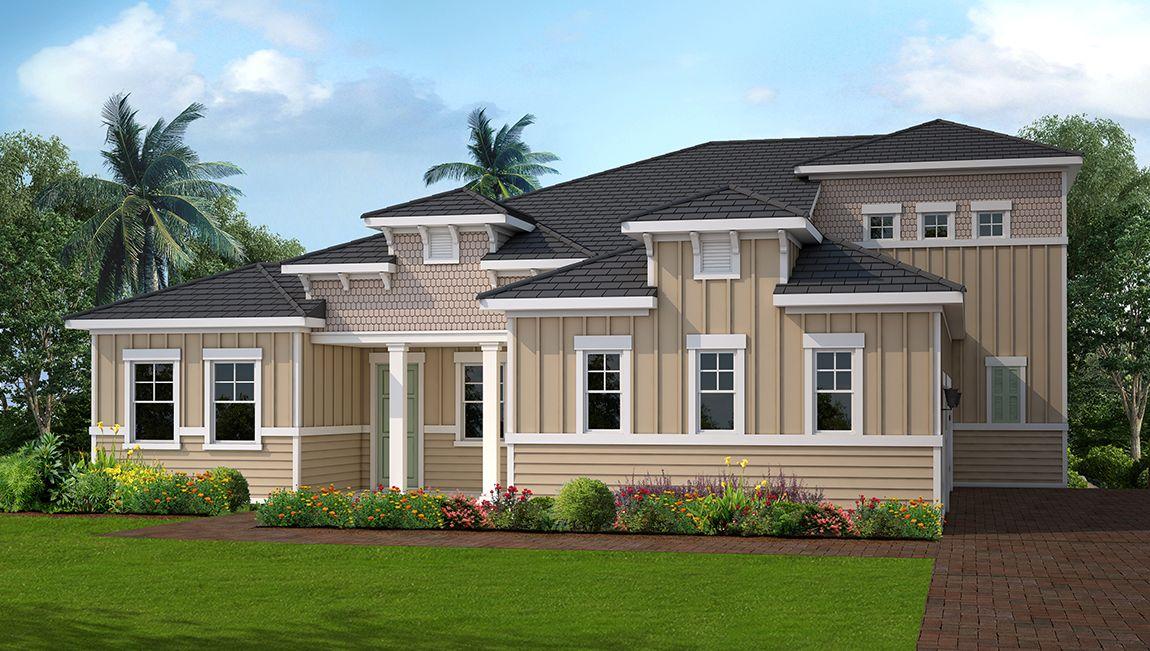 Single Familie für Verkauf beim Brentworth Ii 96522 Grande Oaks Lane Fernandina Beach, Florida 32034 United States