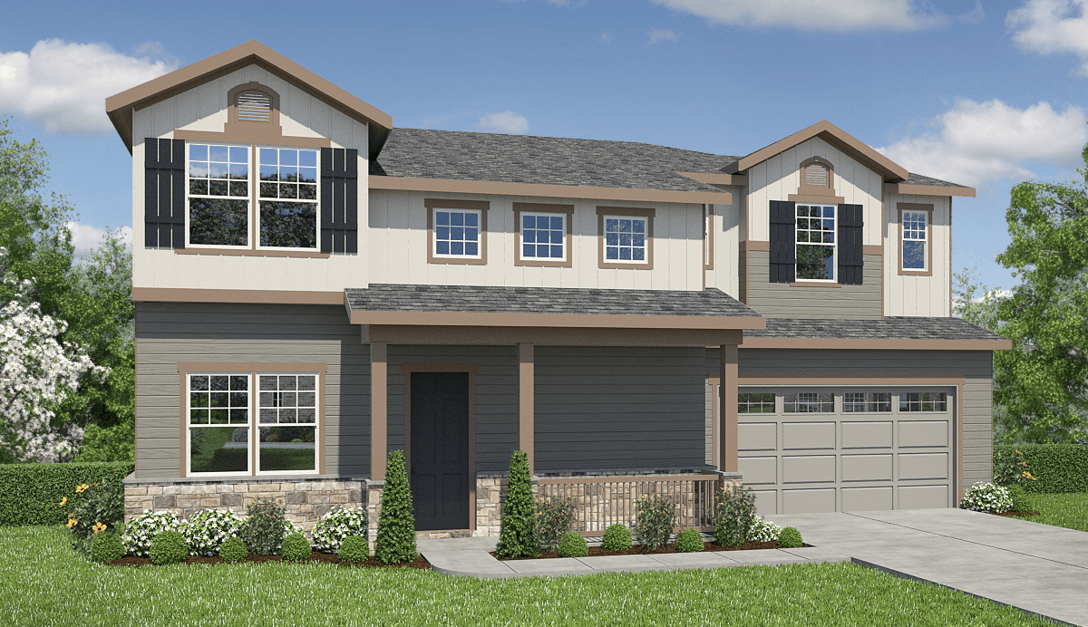 Single Family for Sale at Park Preserve - Amber Castle Rock, Colorado 80109 United States