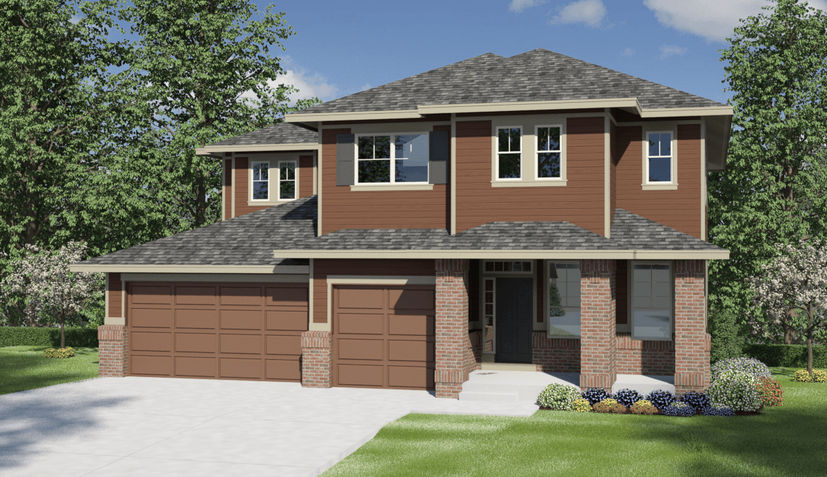 Single Family for Sale at Terrain - Geneva 1444 Sidewinder Circle Castle Rock, Colorado 80108 United States