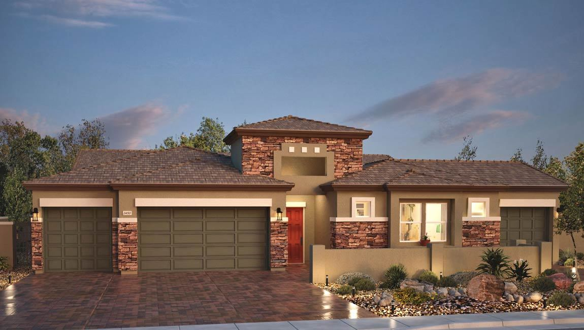 Single Family for Sale at 5100 Plan 259 N Milan St Henderson, Nevada 89015 United States