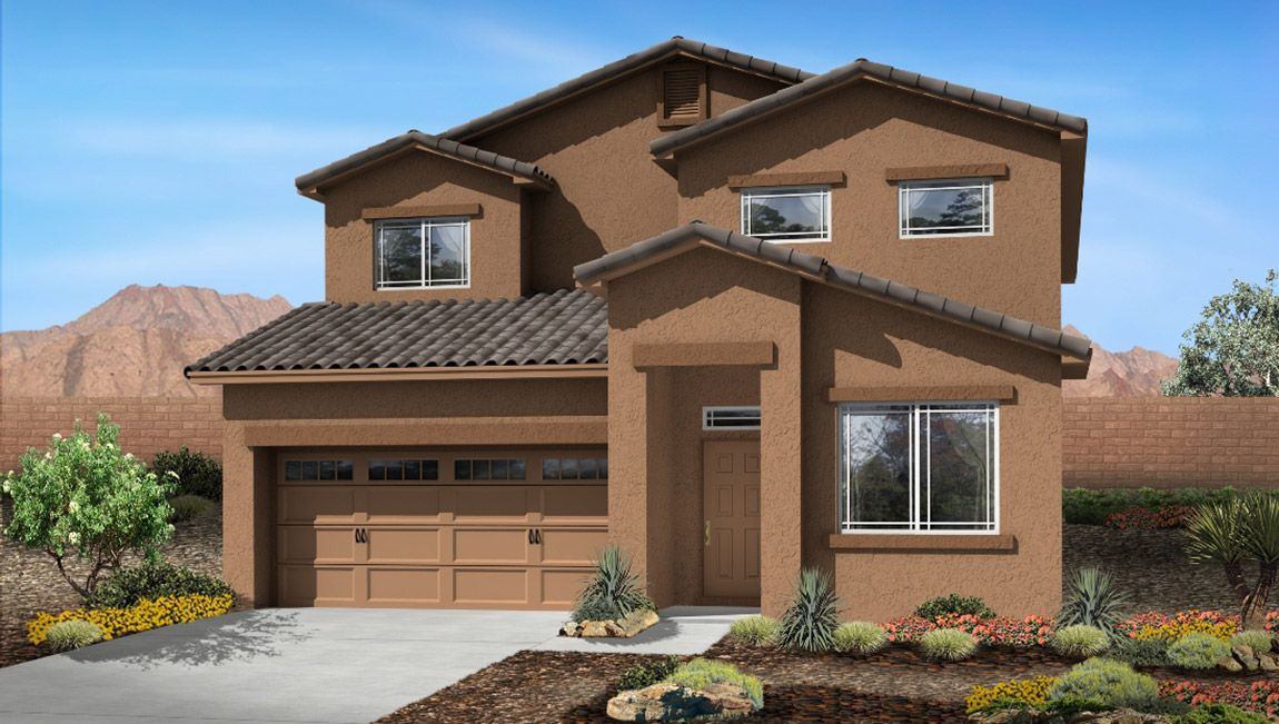 Single Family for Sale at Las Terrazas At Fiesta - Rose 1414 Valle Vista Rd. Los Lunas, New Mexico 87031 United States