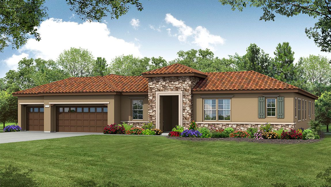 Single Family for Active at Enclave - Residence 1 Alt. 5175 Pastor Drive Granite Bay, California 95746 United States