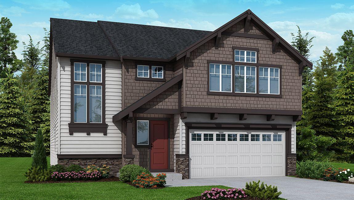 Single Family for Sale at Bethany Ridge - Brighton 3831 13096 Nw Greenwood Drive Portland, Oregon 97229 United States
