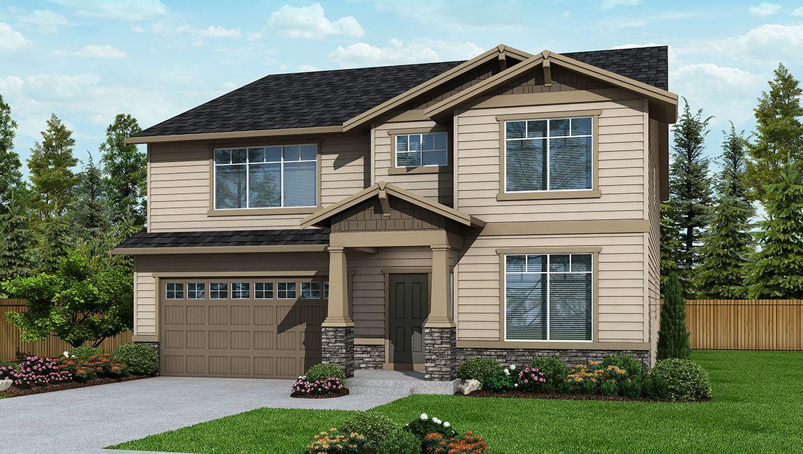 Single Family for Sale at Bethany Ridge - Winslow 3800 13096 Nw Greenwood Drive Portland, Oregon 97229 United States