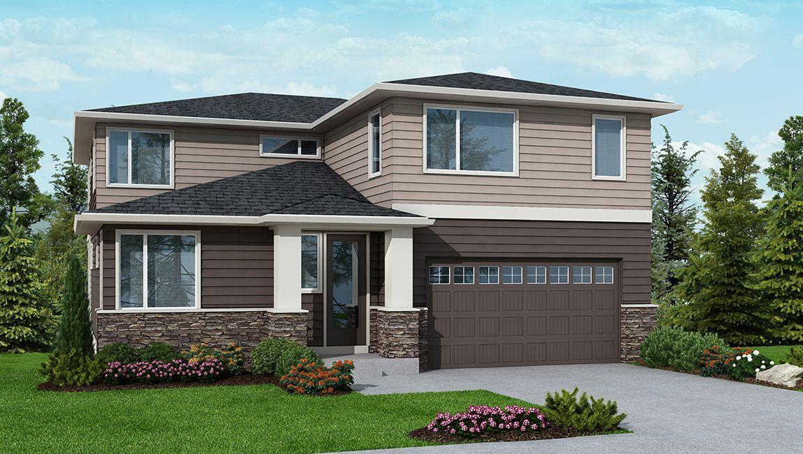 Single Family for Sale at Bethany Ridge - Sonoma B410 13108 Nw Greenwood Drive Portland, Oregon 97229 United States