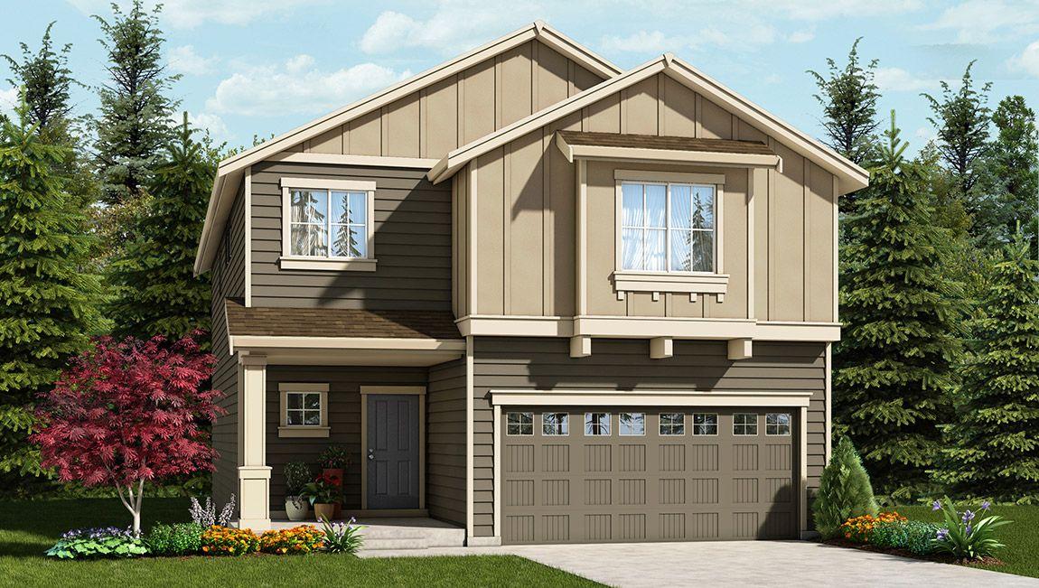 Single Family for Sale at Suncrest Farms - Cambridge 3724 17805 100th Street Ne Granite Falls, Washington 98252 United States
