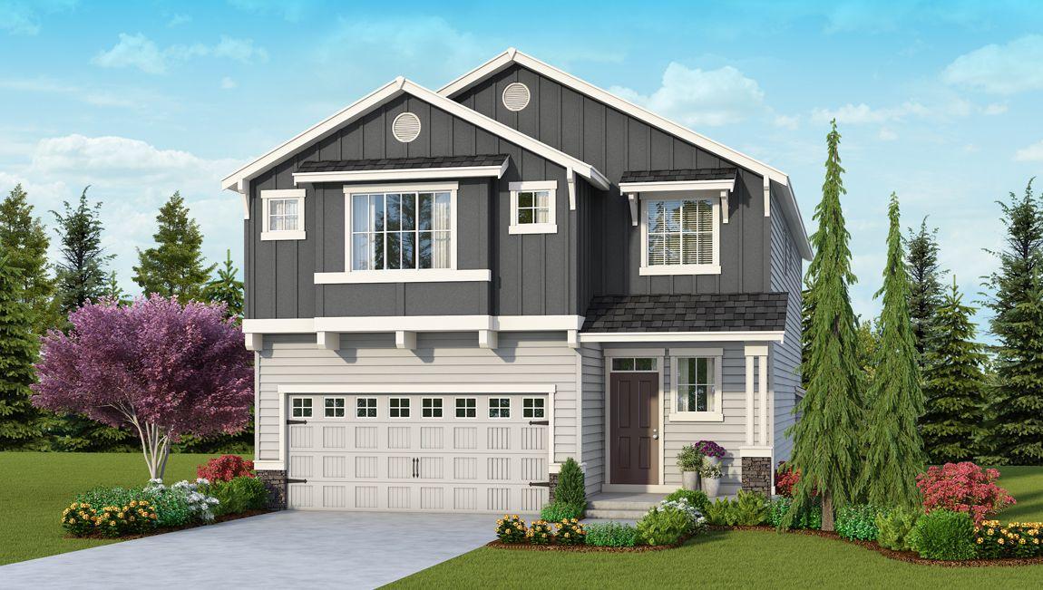 Single Family for Sale at Suncrest Farms - Bridgeport 3733 17805 100th Street Ne Granite Falls, Washington 98252 United States