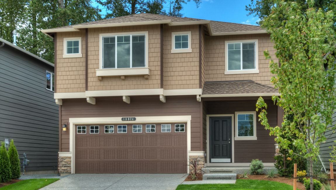 Terra woods new homes in puyallup wa by d r horton for Home builders in puyallup wa