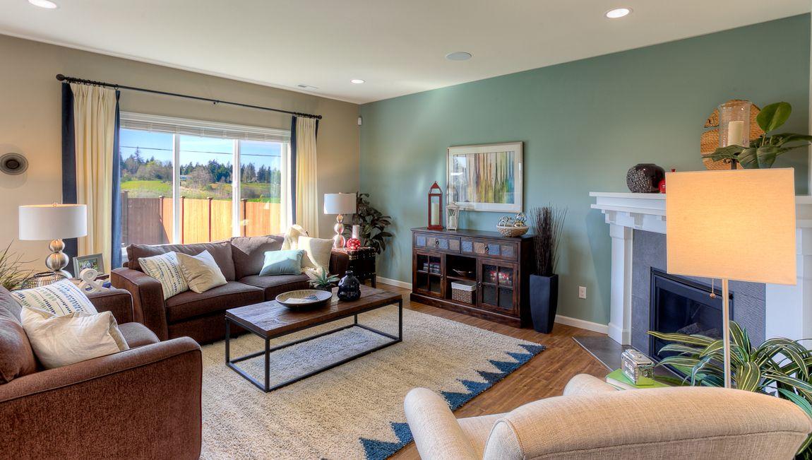 Single Family for Sale at Wellington 3720 19931 98th Avenue E Graham, Washington 98338 United States