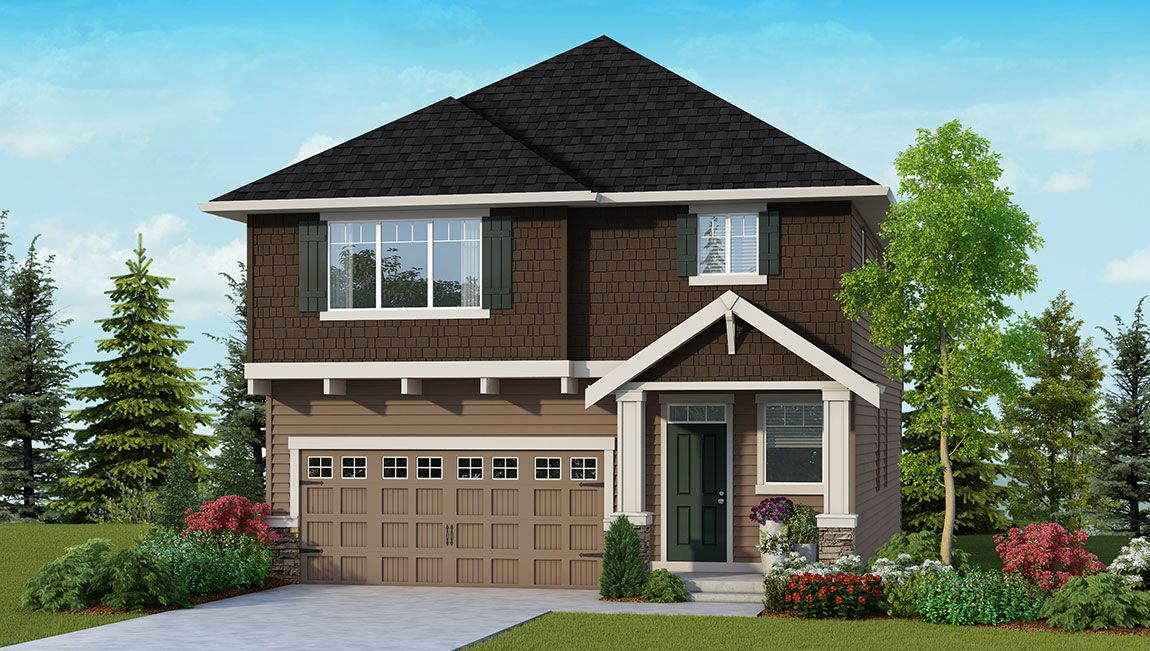 Single Family for Sale at The Knolls - Osborne 3751 5020 Orchard Street W University Place, Washington 98467 United States