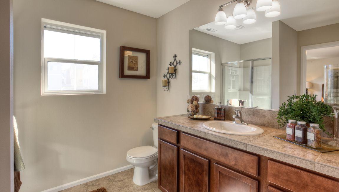 Single Family for Sale at Vista Village - Pearl 3715 9822 201st Street E. Graham, Washington 98338 United States