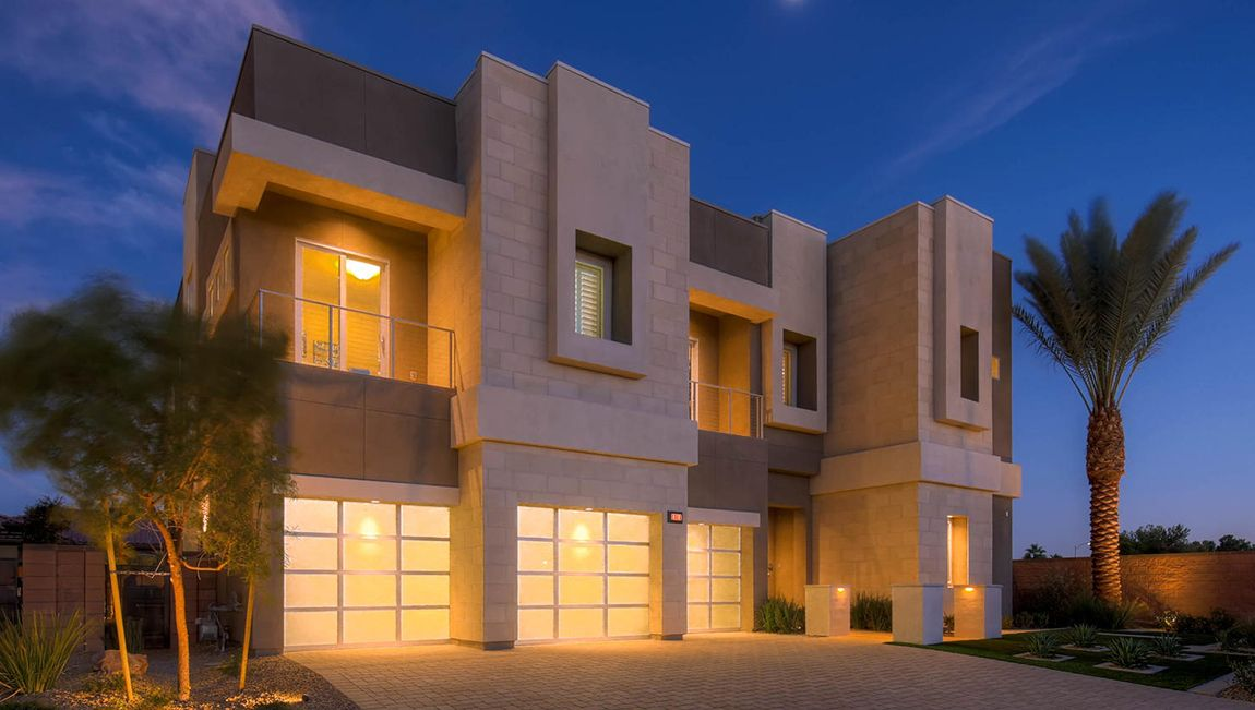 Single Family for Sale at Sandstone Edge - 4623 Plan Selling From Las Vegas, Nevada 89117 United States