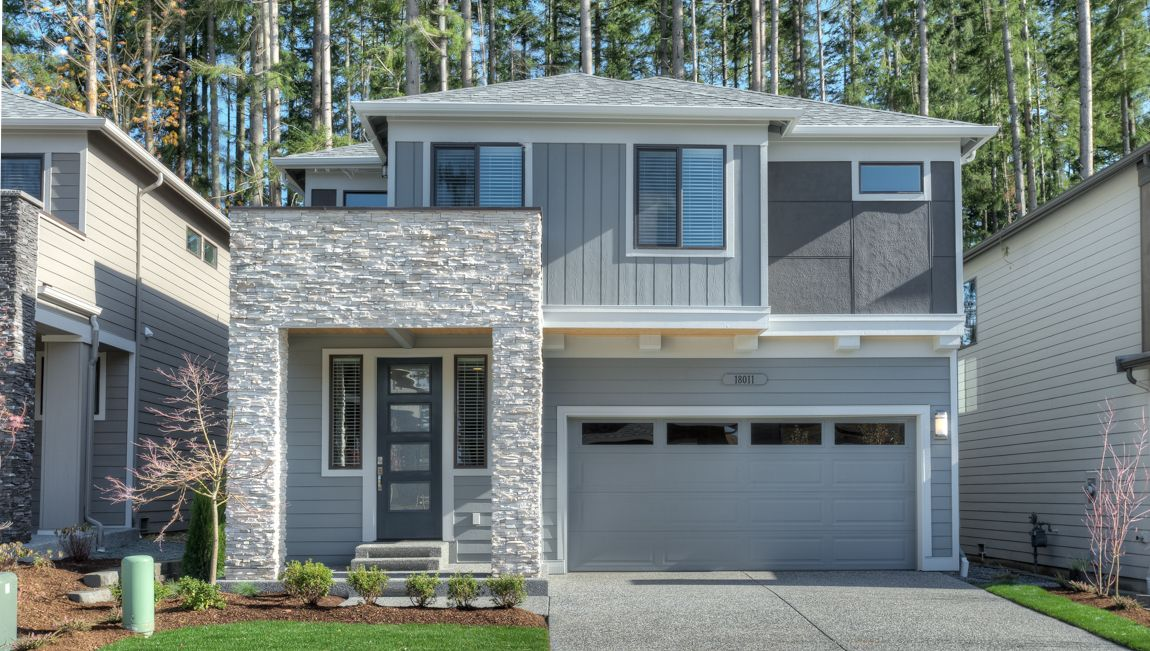 Single Family for Sale at Silver Peak Estates - Newhalem Daylight Larch Way And Butternut Rd Lynnwood, Washington 98037 United States