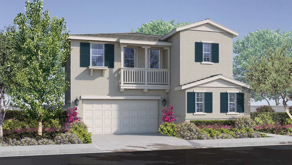 Single Family for Sale at Cambria And Sienna - Cambria Residence 2520 11610 Cambria Court Chino, California 91710 United States