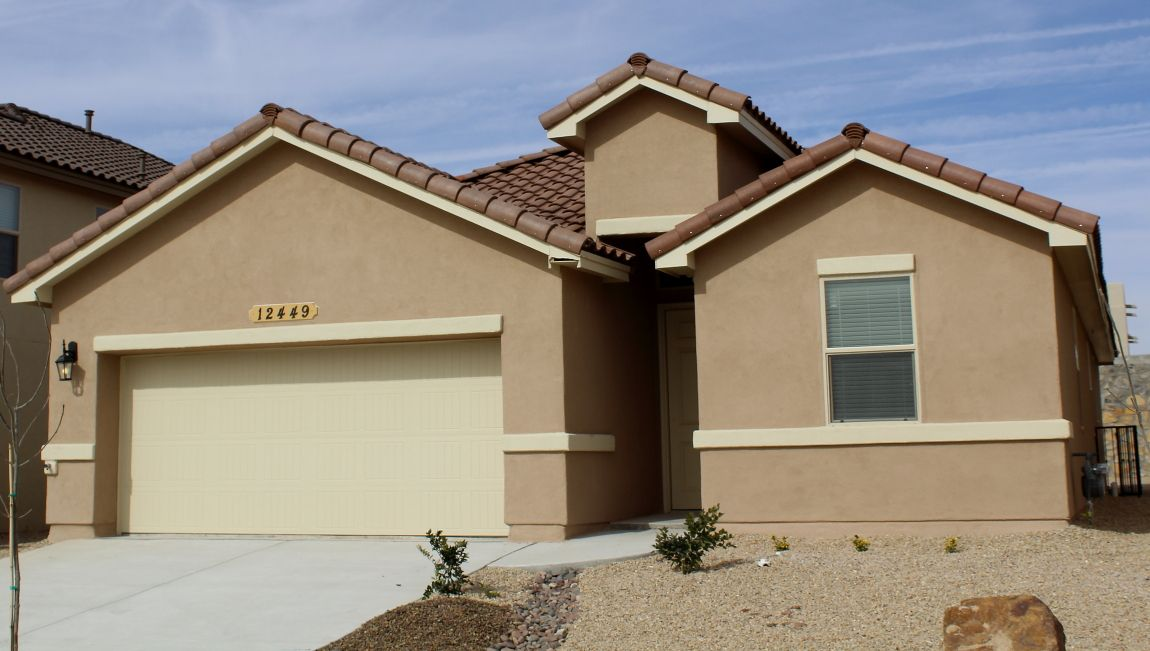 El paso new homes new construction home builders homegain for New houses in el paso