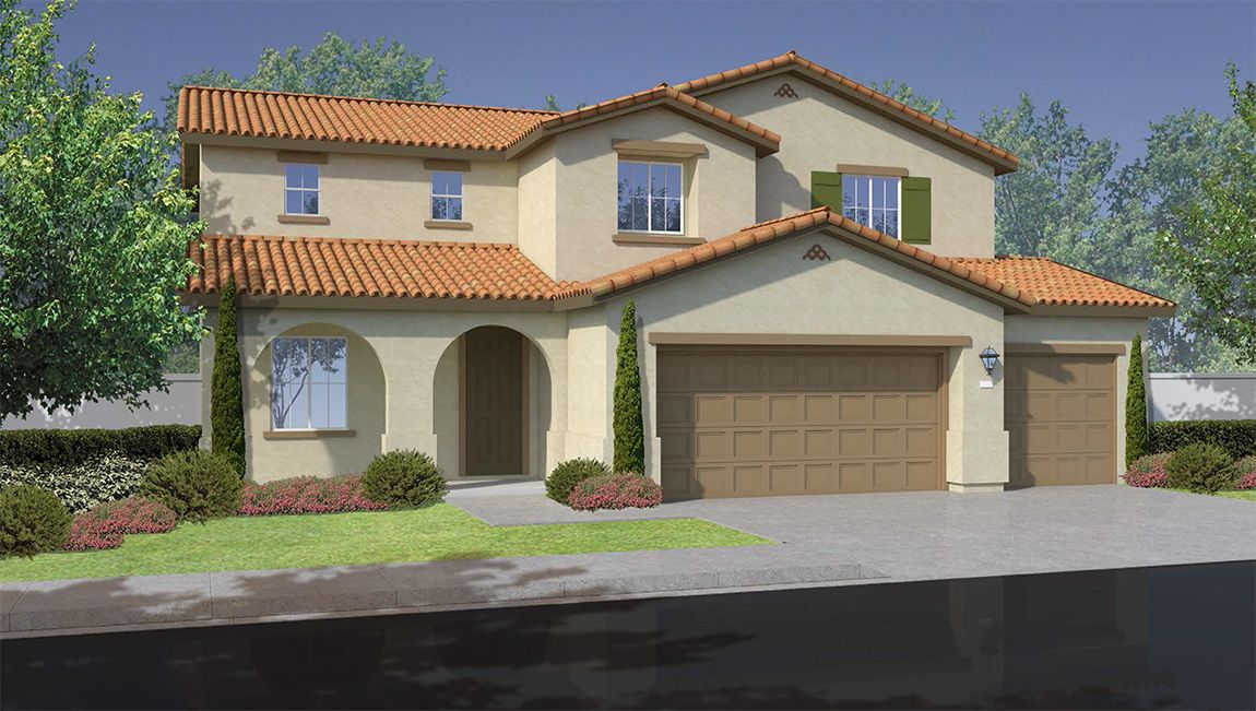 Single Family for Sale at Crimson At Sky Ridge - Residence 2861 17825 Grapevine Laneglen Helen Pkwy &Amp; Clearwater San Bernardino, California 92407 United States