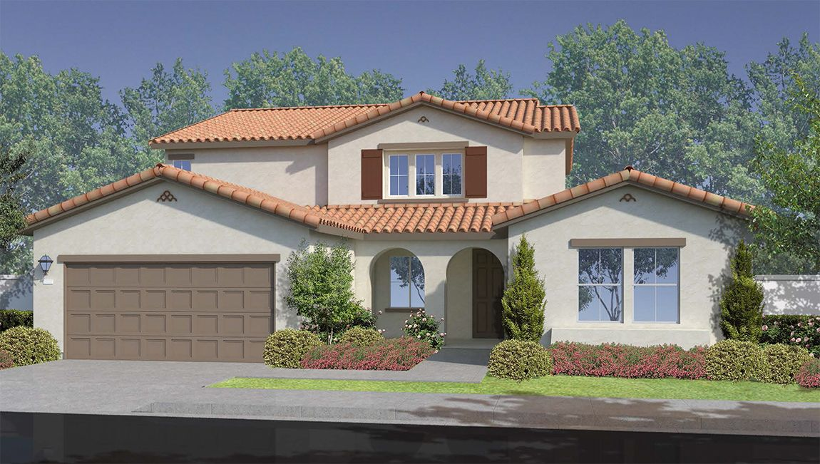 Single Family for Sale at Crimson At Sky Ridge - Residence 3172 17825 Grapevine Laneglen Helen Pkwy &Amp; Clearwater San Bernardino, California 92407 United States