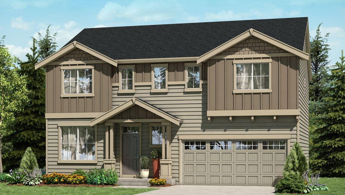 Single Family for Sale at Palmer Place - Baker 3731 82nd St Ne And 83rd Ave Ne Marysville, Washington 98270 United States