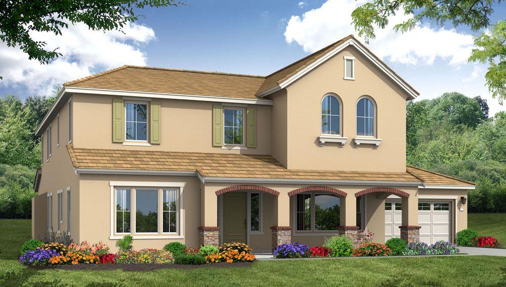 'Single Family' building or community at 'Three Oaks Silver Oaks Lane Pleasanton, California 94566 United States'