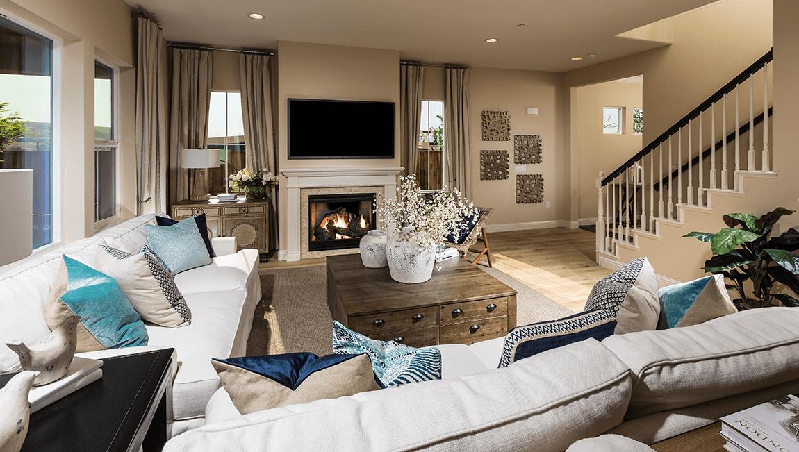 Single Family for Sale at Residence 3 4239 Oak Knoll Drive Dublin, California 94568 United States