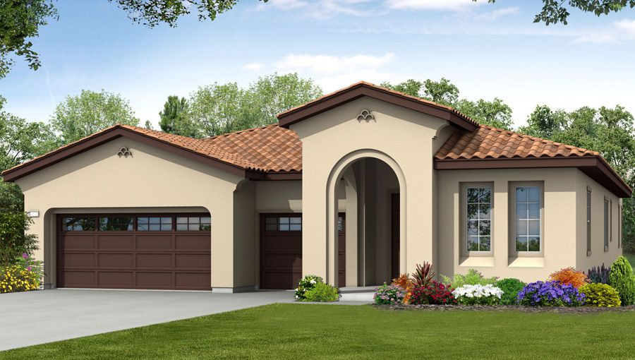 Single Family for Sale at The Manors Ii - Residence 1 15410 Via Bassano Bakersfield, California 93306 United States