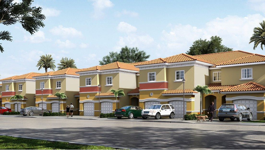 Multi Family for Sale at Bella Vista - Emerald( Townhome ) 2986 Nw 35th Rd. Lauderdale Lakes, Florida 33311 United States