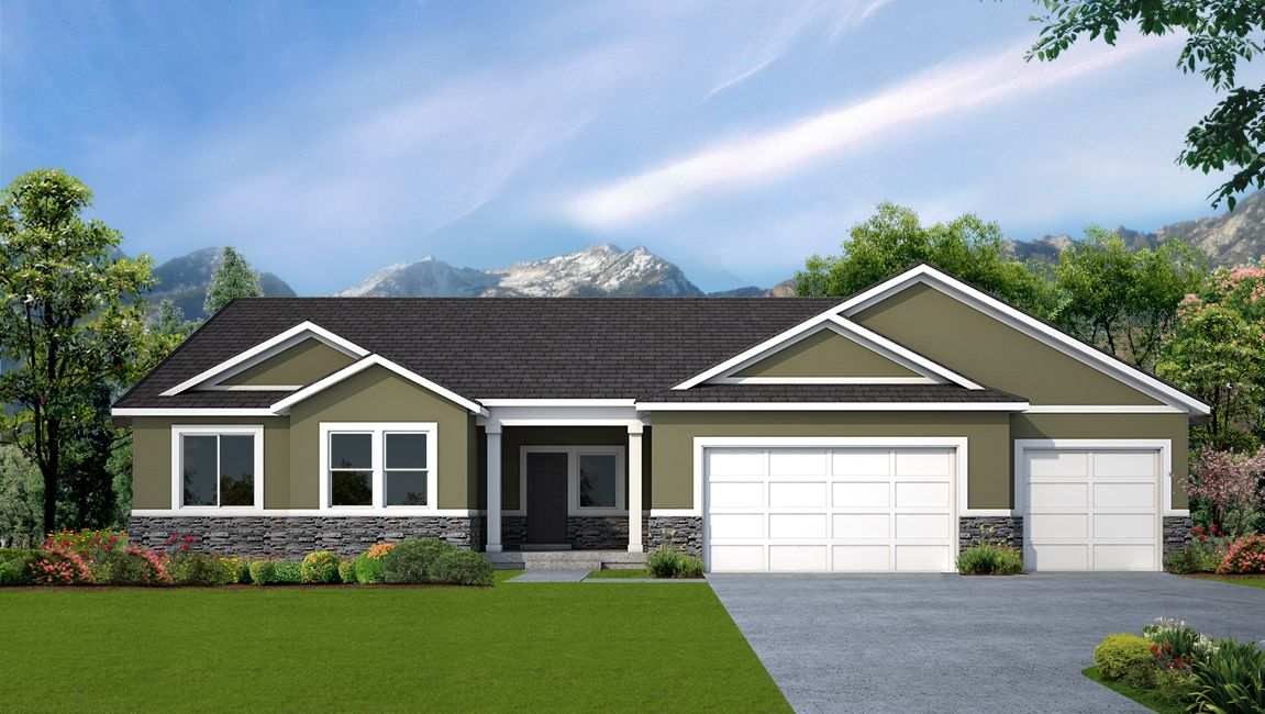 D r horton valley point whitney 1357161 lehi ut new for Modern homes utah for sale