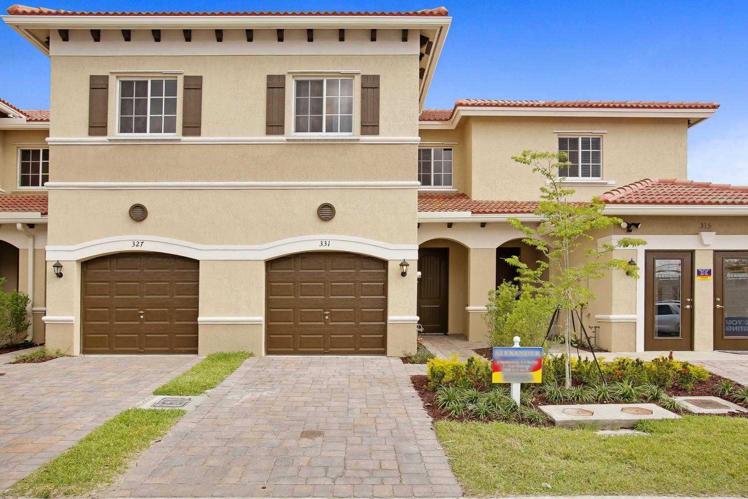 Multi Family for Sale at Village Park - Alexander 355 Se 1st. Way Deerfield Beach, Florida 33441 United States