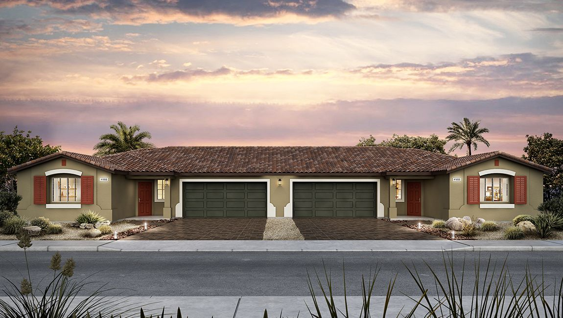 Multi Family for Sale at Bilbray Ranch Square - 1200 Plan 2178 Limestone Cove Ct. Laughlin, Nevada 89029 United States