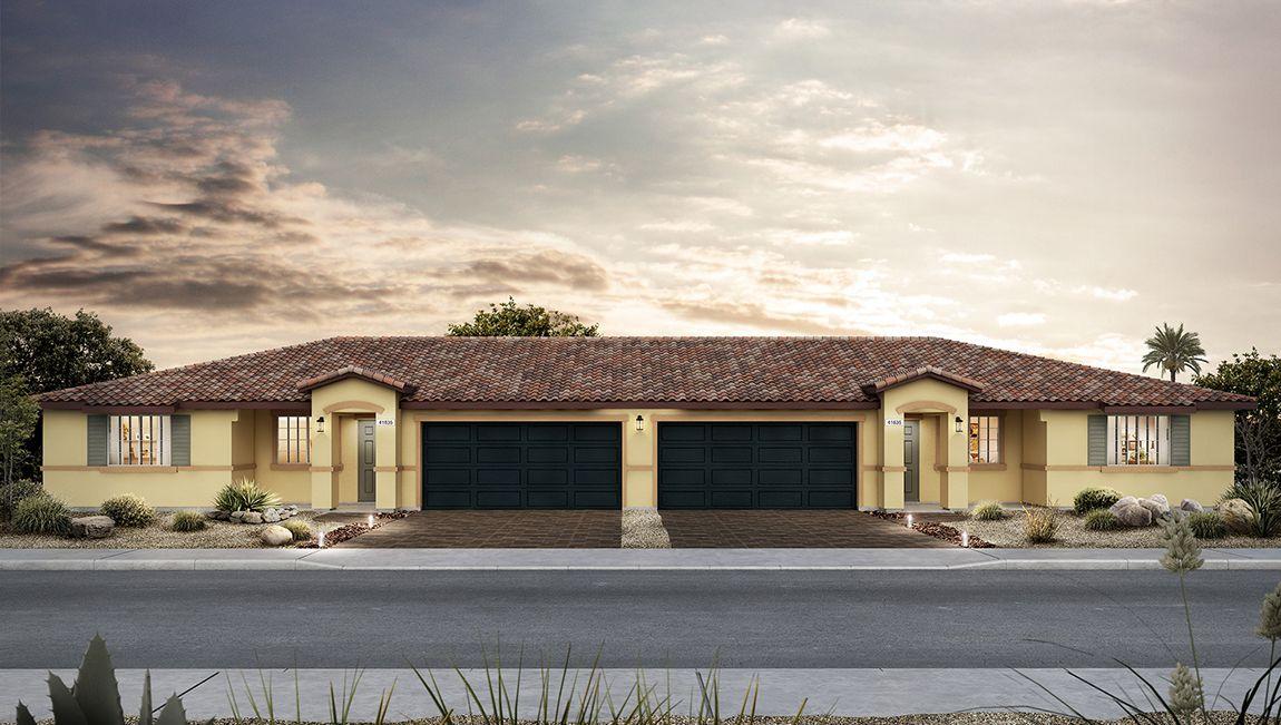 Multi Family for Sale at Bilbray Ranch Square - 1000 Plan 2178 Limestone Cove Ct. Laughlin, Nevada 89029 United States