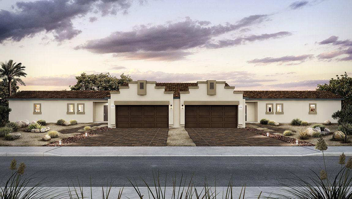 Multi Family for Sale at Bilbray Ranch Square - 1400 Plan 2178 Limestone Cove Ct. Laughlin, Nevada 89029 United States