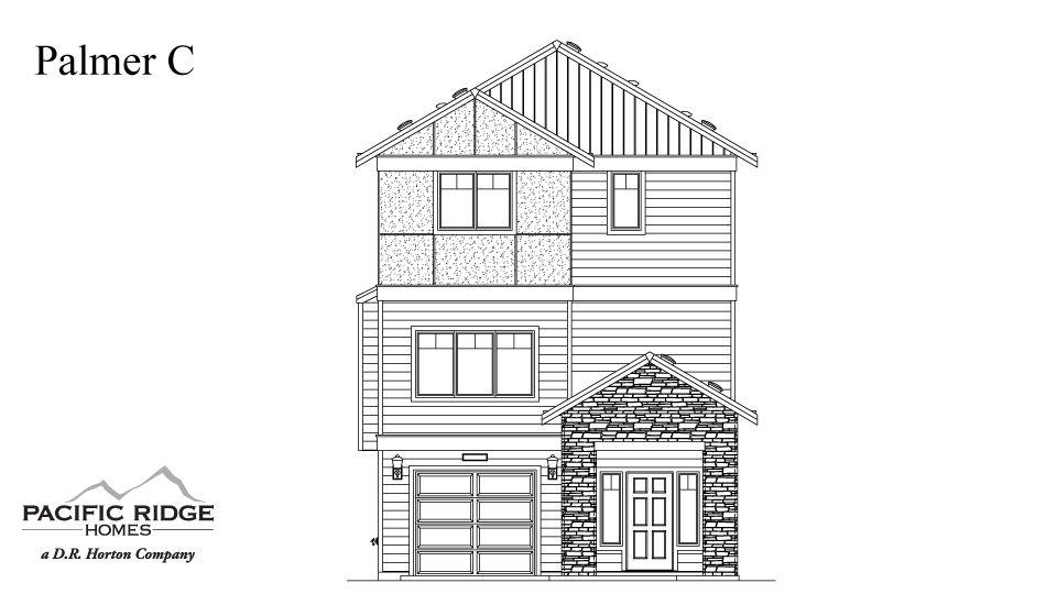Single Family for Sale at Arcadia Terrace - Palmer 13032 Admiralty Way Everett, Washington 98204 United States