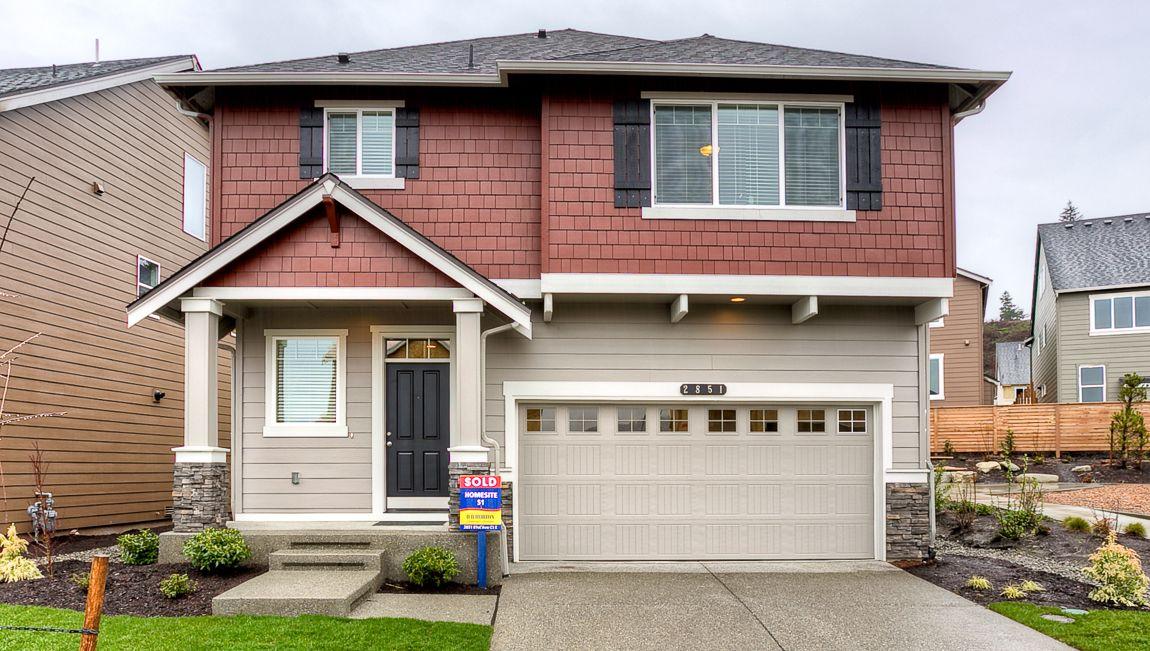 Single Family for Sale at Osborne 8315 29th Pl Ne Marysville, Washington 98270 United States