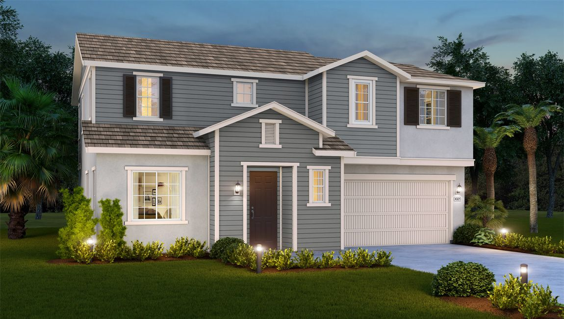 Single Family for Sale at Fallbrook Place - Residence 1 22720 Vanowen Street West Hills, California 91307 United States