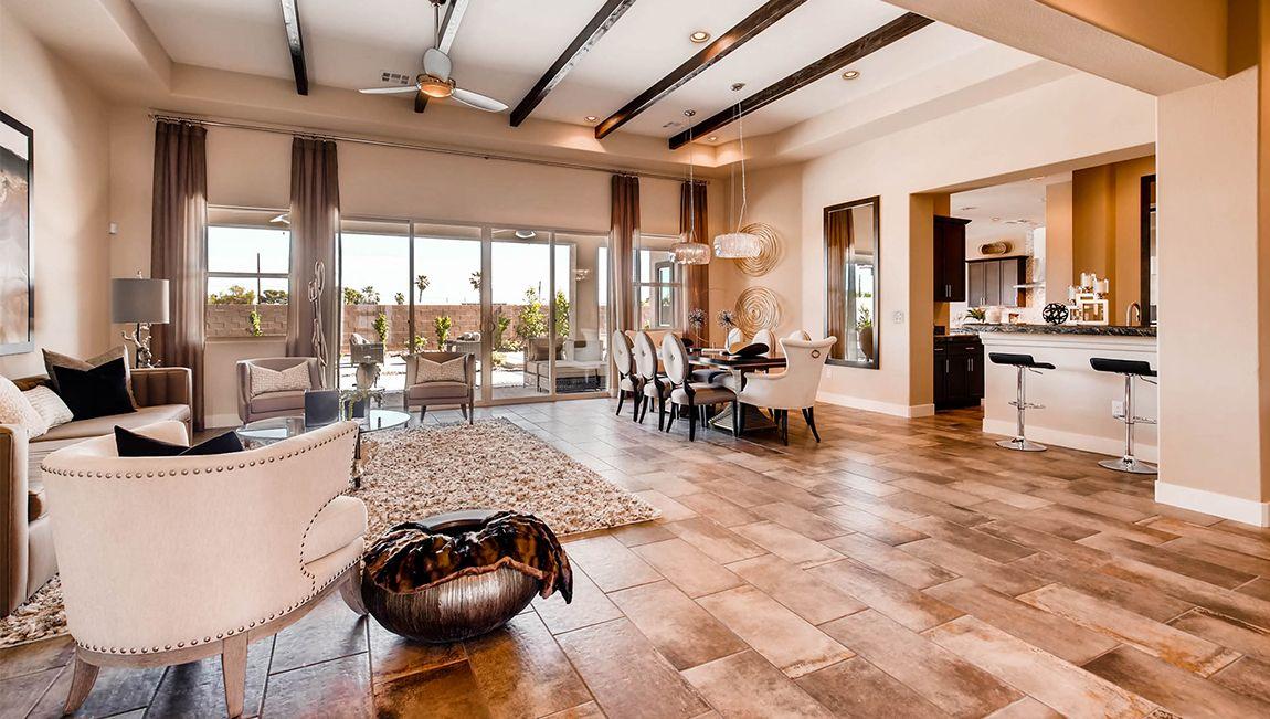 Single Family for Active at Canyon Estates - 3638 Plan 3896 Valles Caldera Ct. Las Vegas, Nevada 89118 United States