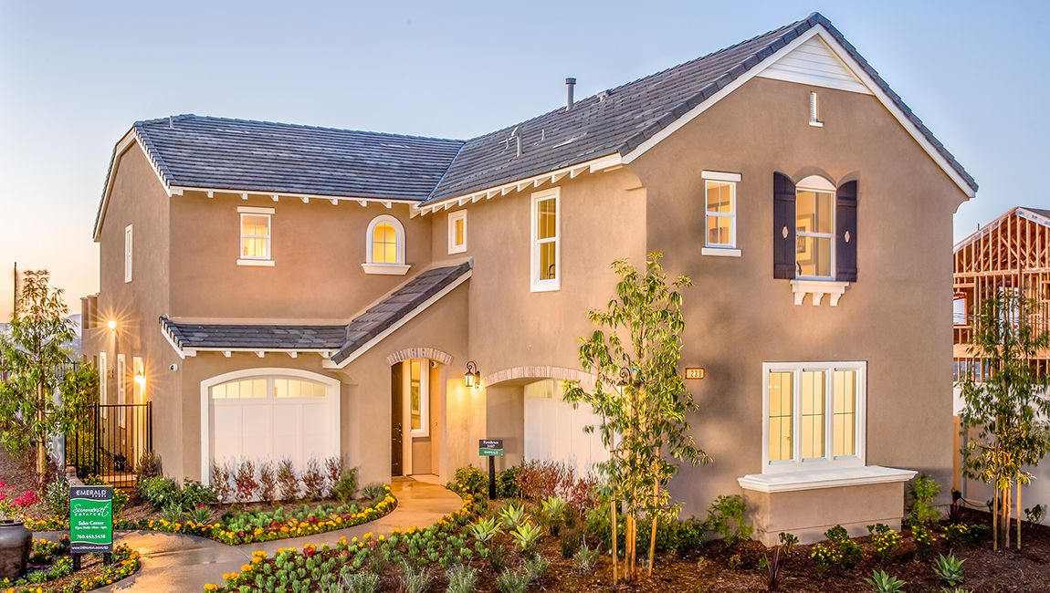 Single Family for Sale at Summerset Estates - Residence 3307 230 Newport Way Oceanside, California 92054 United States