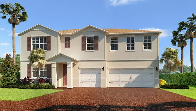 Single Family for Sale at Cypress Key - Dancourt 11911 Cypress Key Way Royal Palm Beach, Florida 33411 United States