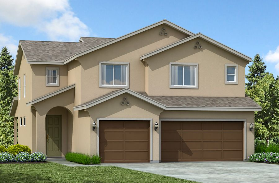 Single Family for Sale at Quail Creek - Whitney 1424 Roundhouse Street Tulare, California 93274 United States
