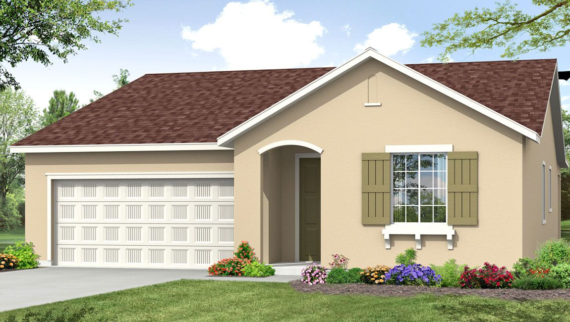 Single Family for Sale at Laredo - Cypress 1088 Pebble Drive Lemoore, California 93245 United States