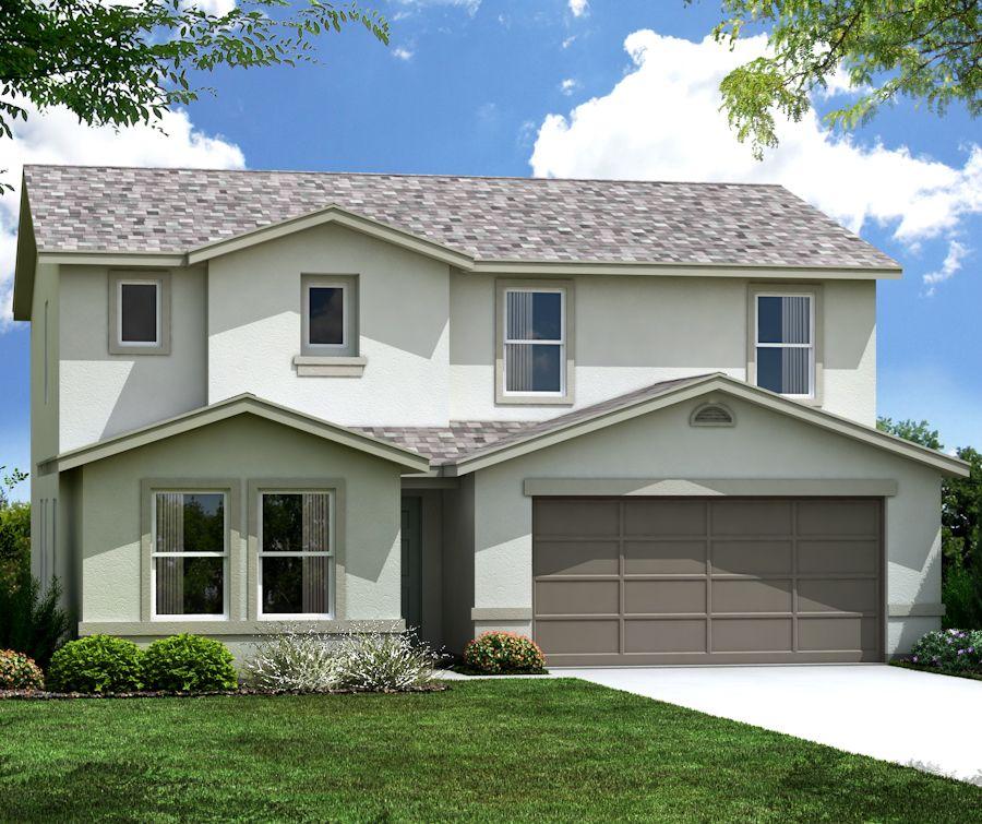 Single Family for Sale at Oliveta - Zephyr 594 Magnolia Court Sanger, California 93657 United States